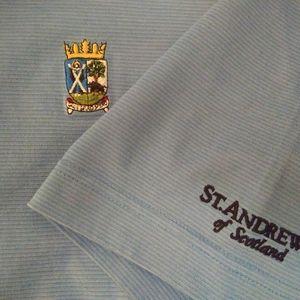 St. Andrews of Scotland polo shirt